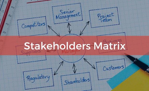 Stakeholders Matrix